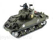 Р/У танк Heng Long 1/16 M4A3 Sherman 2.4G RTR
