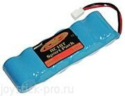 Аккумулятор Associated Electronic Ni-MH 7.2V 1100mAh